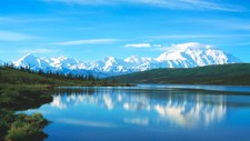 Alaska Denali Wonder Lake 0
