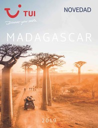 Tui Ambassador  Madagascar 2019