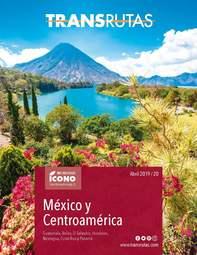 Transrutas  Mexico Y Centroamerica 2019